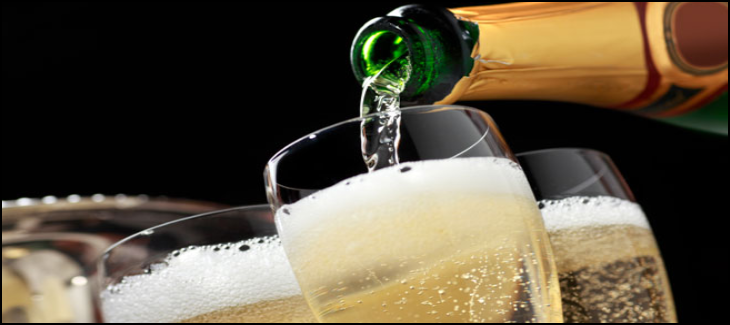 Banner Champagne and Sparkling Wine Whiteys liquors
