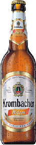 Krombacher Weizen Bottle Whiteys Liqours